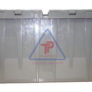 w – container xam – mat ben lon (nap dong)